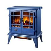 """World Marketing Comfort Glow™ Keystone Quartz Electric Stove, 11"""" x 20"""" x 23 1/2"""", Steel Blue (EQS133)"""