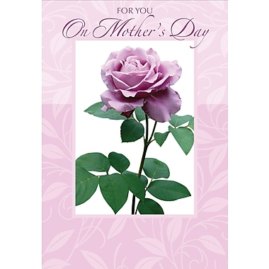 Millbrook For You on Mother's Day Greeting Card, 18/Pack, (23571)