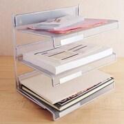 Design Ideas 12.5'' H x 12.8'' W Desk Shelf