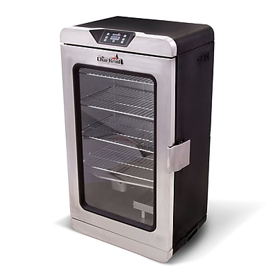 CharBroil Deluxe 725 sq in Digital Electricity Smoker WYF078278086169