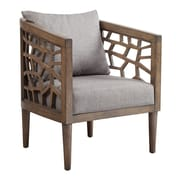 Ink + Ivy Crackle Lounge Chair