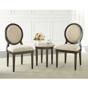 Steve Silver Furniture Philly 3 Piece Side Chair and Table Set