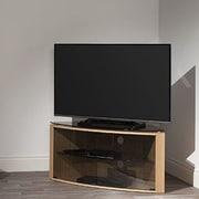 Techlink TV Stand; Ligh Oak
