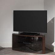 Techlink TV Stand; Dark Oak