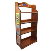 Fantasy Fields Lil' Sports Fan 49'' Bookshelf