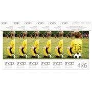 NielsenBainbridge Snap Magnetic Acrylic Picture Frame (Set of 6); 4'' x 6''