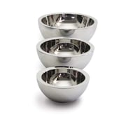 SMART Buffet Ware 3 Piece Serving Bowl Set