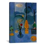 iCanvas ''The Blue Window (1913)'' Canvas Wall Art by Henri Matisse; 26'' H x 18'' W x 1.5'' D