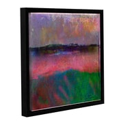 ArtWall Simple Abstract by Chris Vest Framed Painting Print; 36'' H x 36'' W x 2'' D