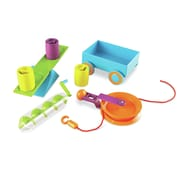 Learning Resources Essentials  20 Piece Stem Simple Machines Activity Set
