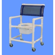 Care Products, Inc. Wide Shower Commode Chair