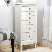 Hives & Honey Natalie Jewelry Armoire with Mirror