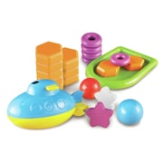 Learning Resources Essentials  21 Piece Stem Sink or Float Activity Set
