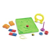Learning Resources Essentials  24 Piece Stem Magnets Activity Set