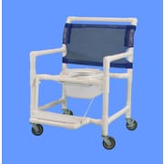 Care Products, Inc. Extra Wide Commode Shower Chair