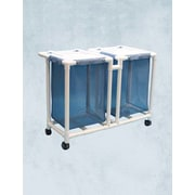 Care Products, Inc. Standard Double Bag Laundry Sorter