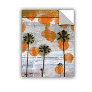 ArtWall California II by Irena Orlov Wall Mural; 24'' H x 18'' W x 0.1'' D