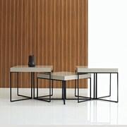 Argo Furniture Luna 3 Piece Coffee Table Set