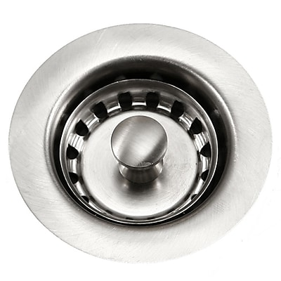 Houzer Preferra Basket Strainer for Bar Sinks WYF078276309886