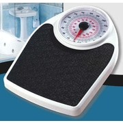 Trimmer Mechanical Bathroom Scale w/ Extra Large Platform