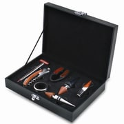 Picnic Time Legacy 7 Piece Wine Accessories Box Set