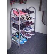 GGI International Sorbus  Shoe Rack Organizer Storage
