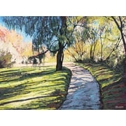 McGaw Graphics Who Is to Say by Eduard Gurevich Painting Print; 18'' H x 24'' W x 0.13'' D