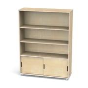 Jonti-Craft TrueModern Three-Shelf 48'' Bookcase