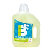 Boulder Clean Power Plus Natural Laundry Detergent, Fresh Citrus 100 oz