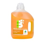 Boulder Clean Natural Liquid Dish Soap Refill, Valencia Orange, 100 oz