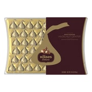 Hershey's Kisses Deluze Hazelnut 50-Piece Box, 14.4 oz