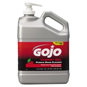 GOJO Cherry Gel Pumice Hand Cleaner, 1gal Bottle, 2/carton