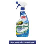 Zep Commercial 5 Second Quick Clean Disinfectant, 32 Oz Spray Bottle, 12/carton