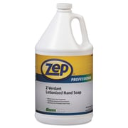Zep Professional Z-Verdant Lotionized Hand Soap, 1gal Bottle, 4/carton
