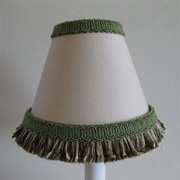 Silly Bear Finding Fossels 11'' Fabric Empire Lamp Shade
