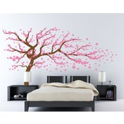 Wall Decal Source Cherry Blossom Tree Wall Decal; Scheme C