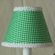 Silly Bear Grasshopper 11'' Fabric Empire Lamp Shade