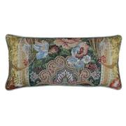 R&MIndustries Carlisle Tapestry Cotton Lumbar Pillow