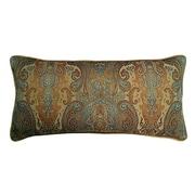 R&MIndustries Jewel Tapestry Cotton Lumbar Pillow