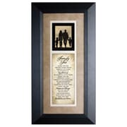 The James Lawrence Company 'Family Ties' Framed Art Picture Frame