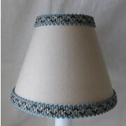 Silly Bear Day Spa 11'' Fabric Empire Lamp Shade