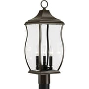 Progress Lighting Township 3-Light Lantern Head