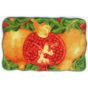 Daniels Bath Pomegranate Kitchen Mat
