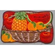Daniels Bath Juicy Fruits Kitchen Mat