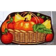 Daniels Bath Fruit Basket Kitchen Mat