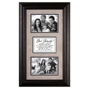 The James Lawrence Company 'Our Family' Photo Picture Frame
