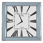 KingwinHomeDecor Mirror Framed Clock