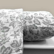 PDK Worldwide Sage Leaf 100pct Cotton Sheet Set; King