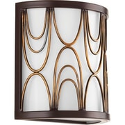 Progress Lighting Cirrine 1 Light Wall Sconce