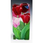 ChristinasHandpainted Tulip Melody Vase